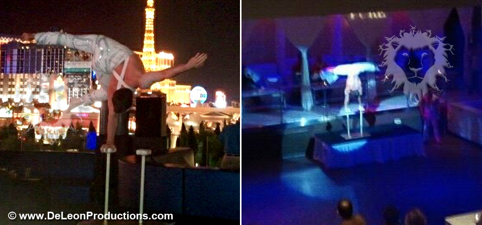 Private Party at Pure Nightclub in Las Vegas, NV